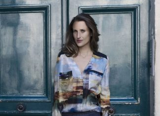 Camille Cottin by Grizette