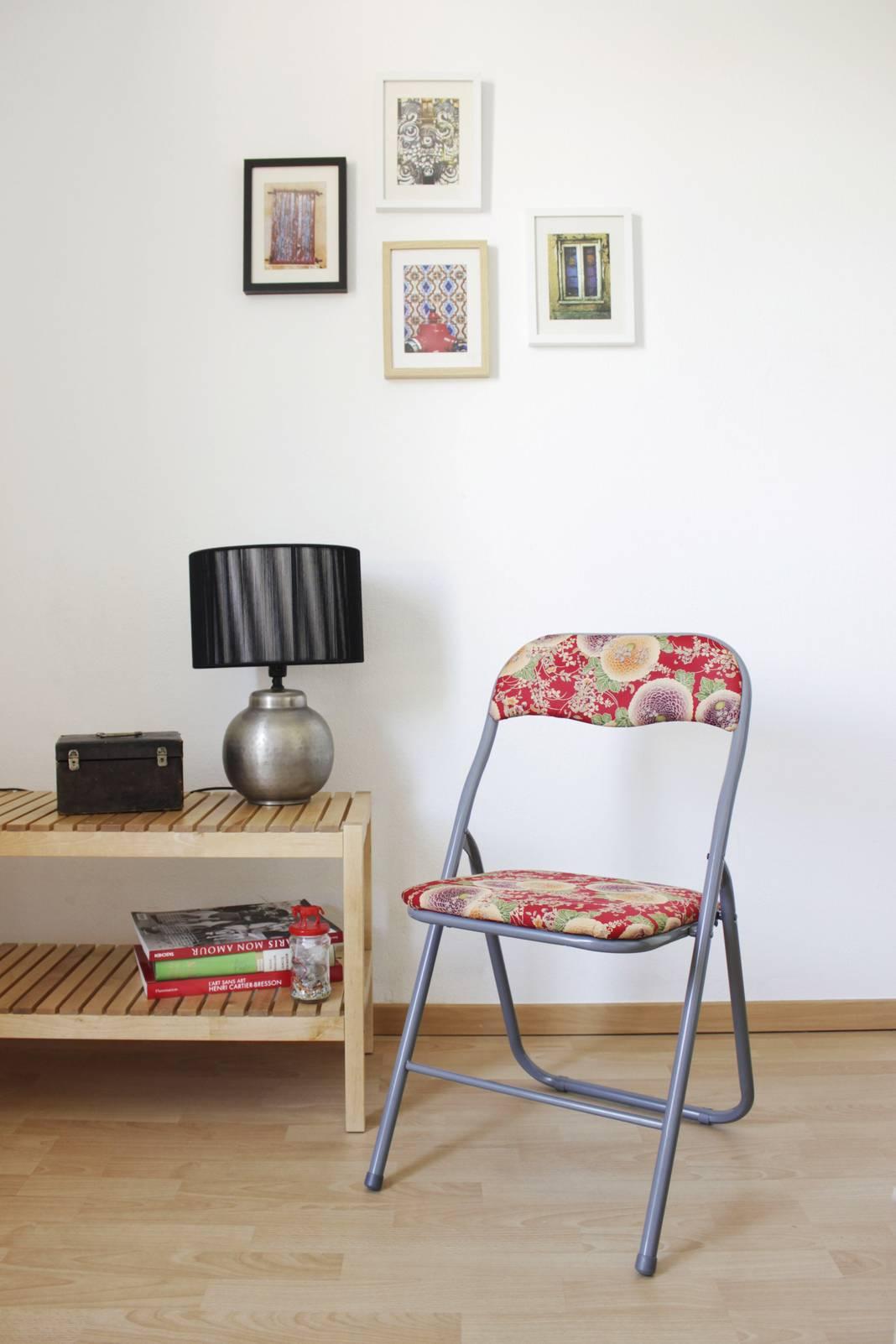 DIY chaise