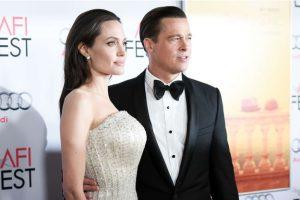 Brad Pitt et Angelina Jolie©DR