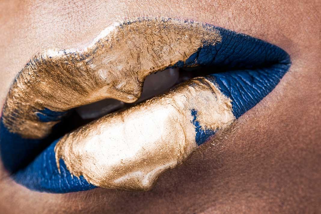 maquillage des lèvres 03