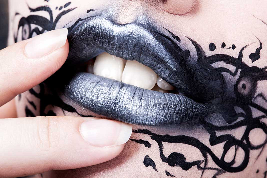 maquillage des lèvres 04
