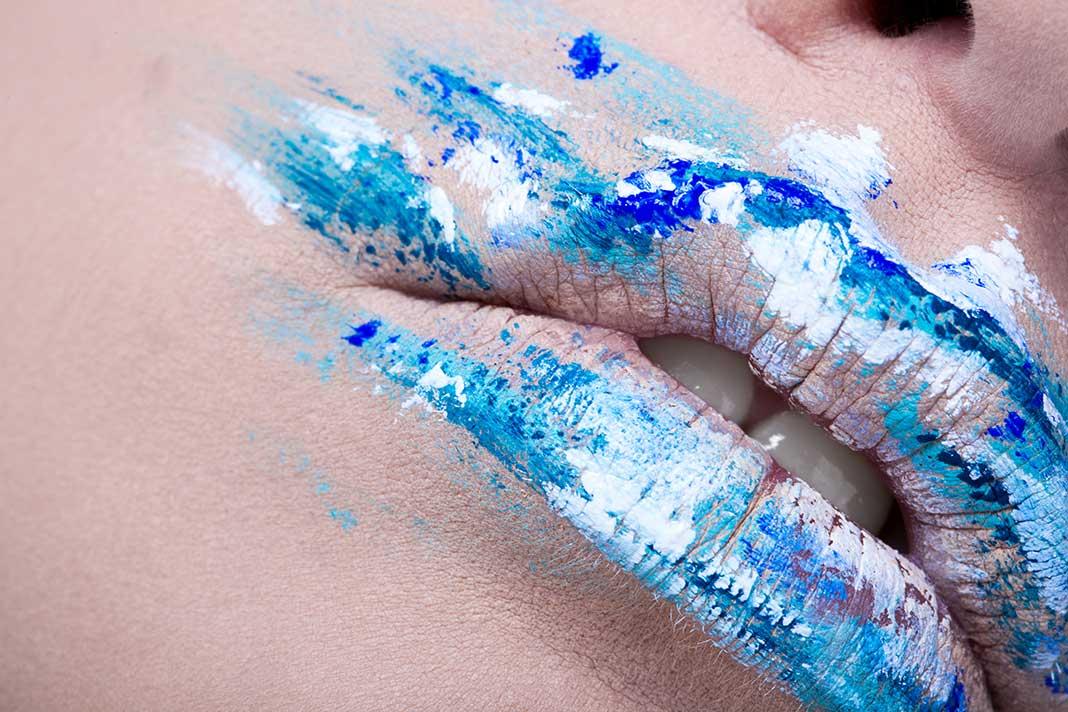 maquillage des lèvres 07
