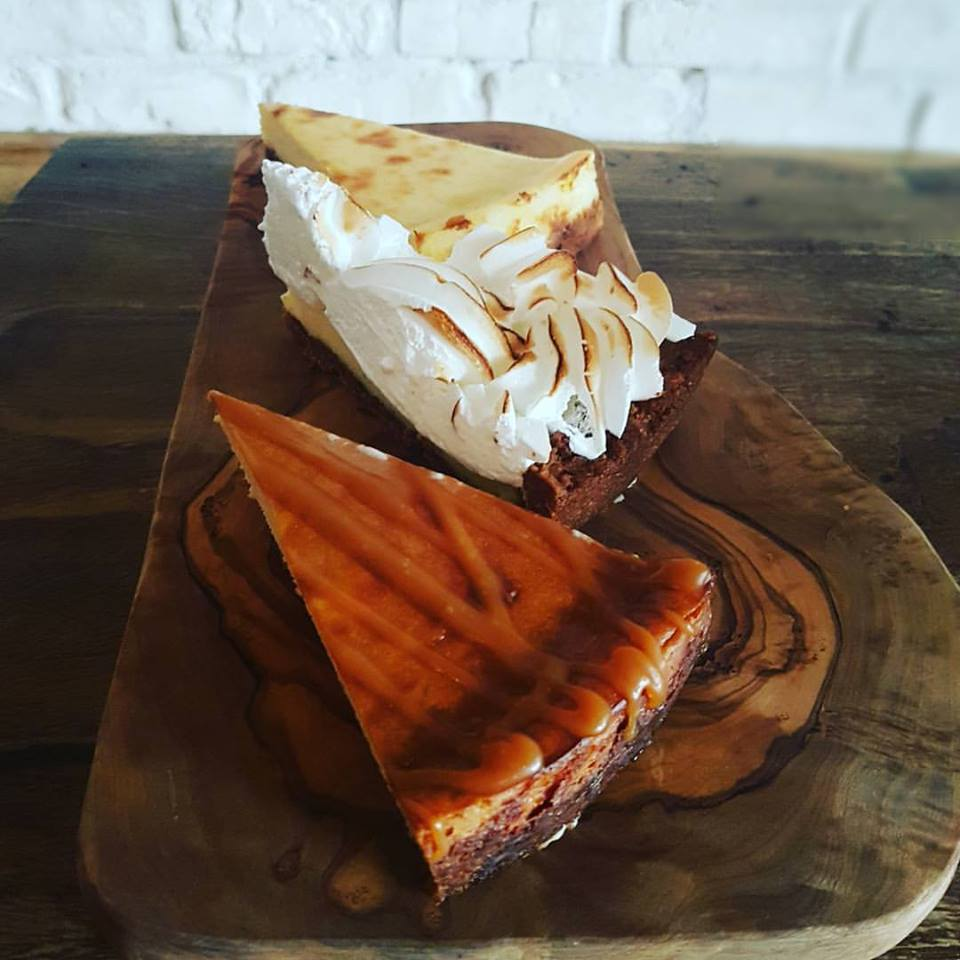 cheesecake coffeeclub