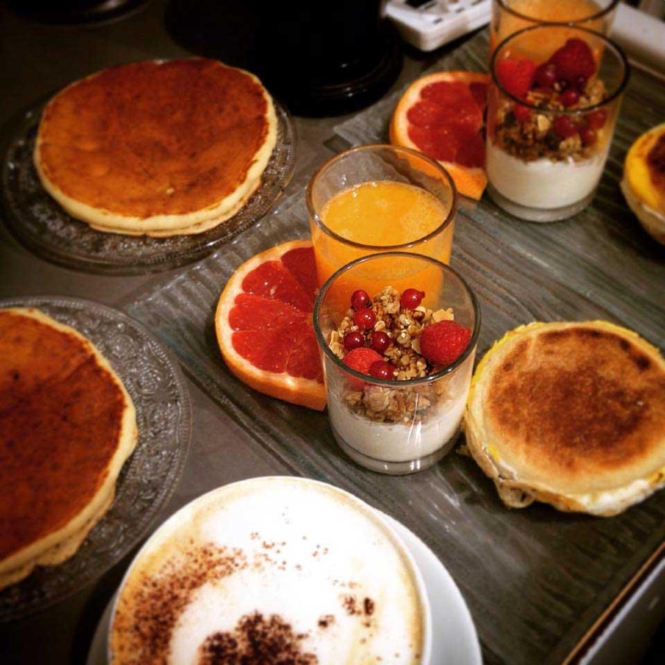 pancakes fairview coffee