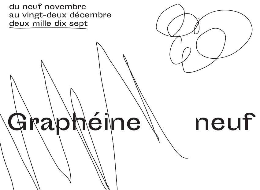 Graphéine 2017