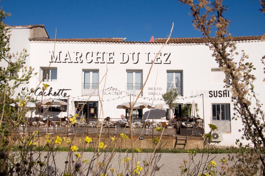 Marché du Lez