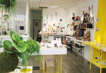 boutiques éphémères de créateurs