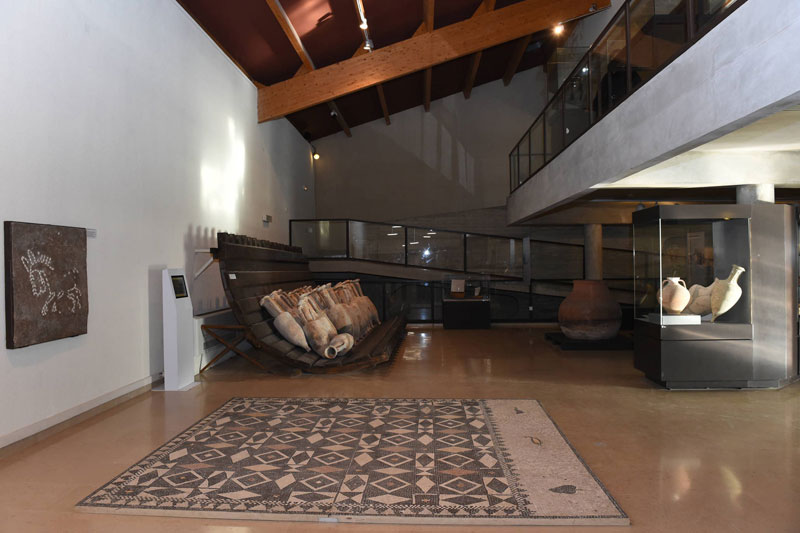 enfants guide loisirs musée archéologique Lattara