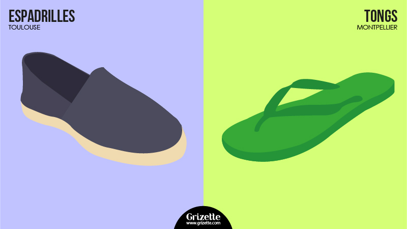 Toulouse vs Montpellier - Espadrilles vs Tongs