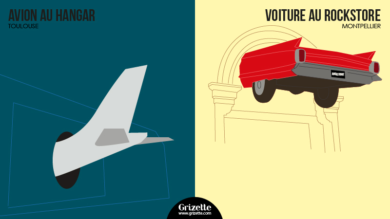 Toulouse vs Montpellier - Airbus vs Rockstore