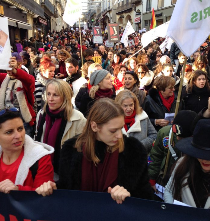 Journée internationale des Droits des Femmes en Occitanie