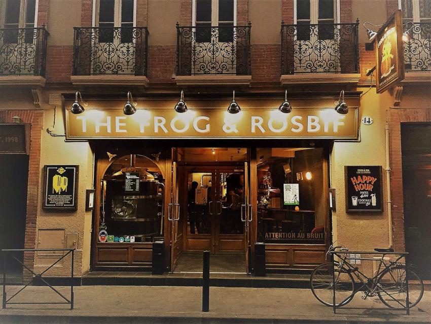 pub à Toulouse