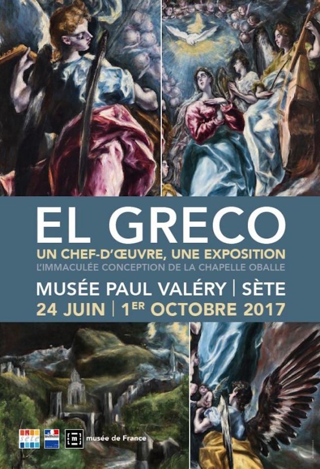 El Greco - Musée Paul Valéry