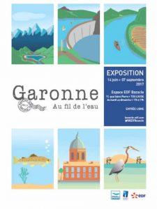 Garonne au fil de l'eau