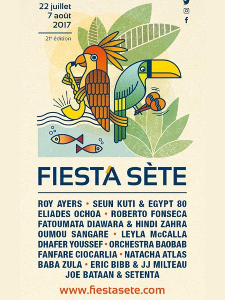 Fiest'A Sète 2017