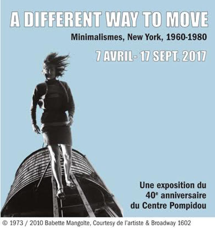 A different way to move expo carré d'art nîmes