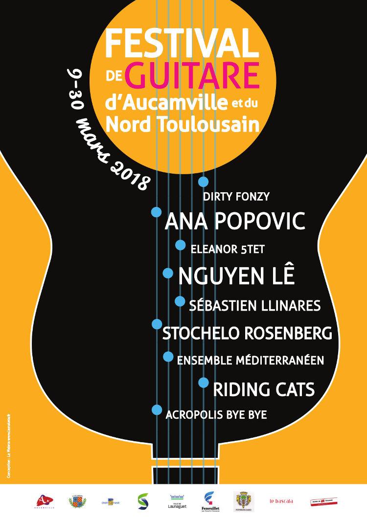 Festival de guitare d'Aucamville