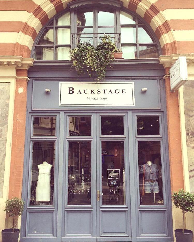 boutique vintage à Toulouse