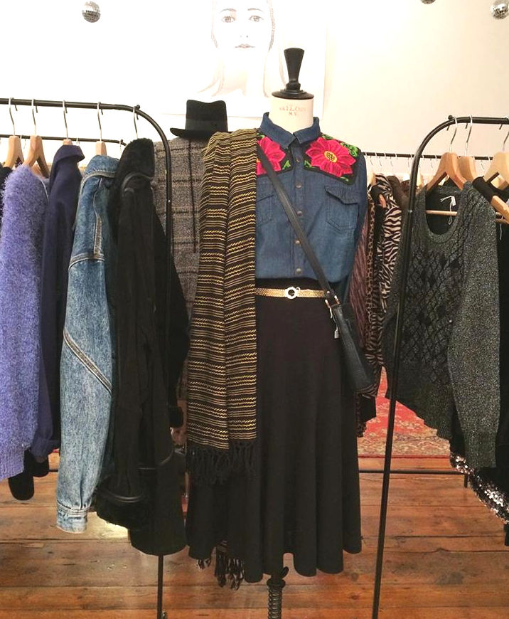 boutique vintage à Toulouse