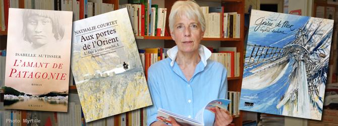 Sélection librairie les 5 continents