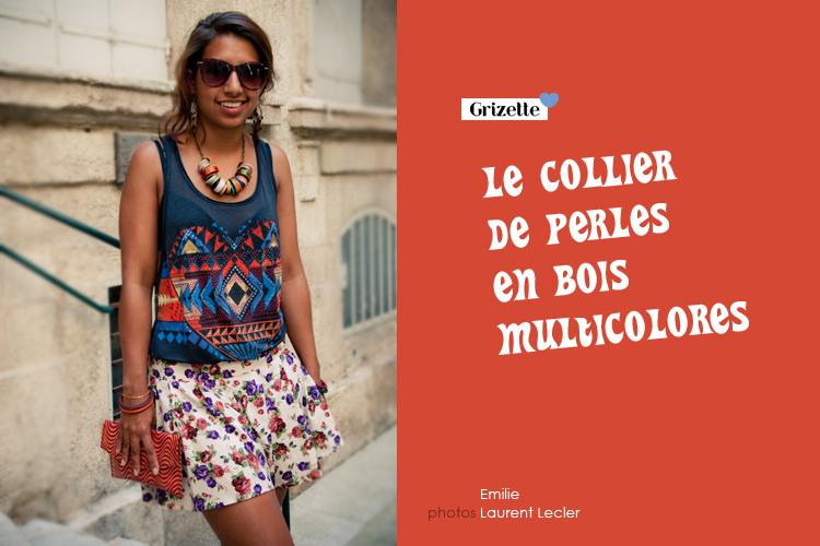 Emilie en visite à Montpellier