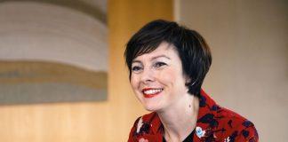 Carole Delga Présidente de la Région Languedoc Roussillon Midi Pyrénées