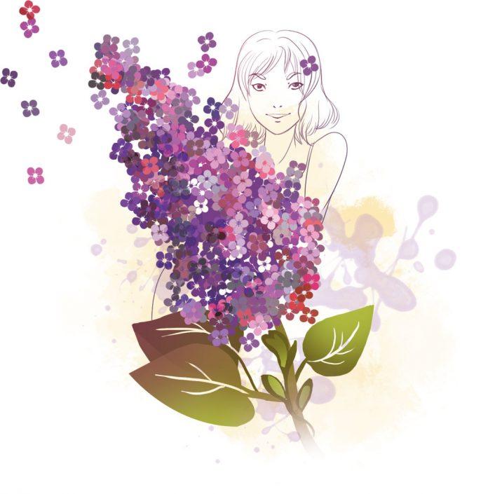 Fleuroscope : les fleurs de l'amour