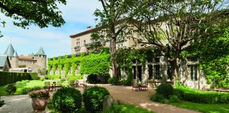 Hôtel Cité Carcassonne
