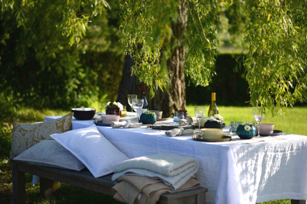 Restaurant avec jardin à Montpellier