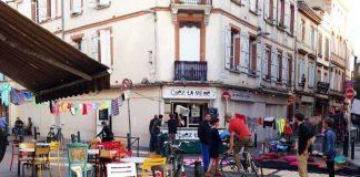 Toulouse bar chez ta mere