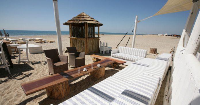 plage privée - la Ola
