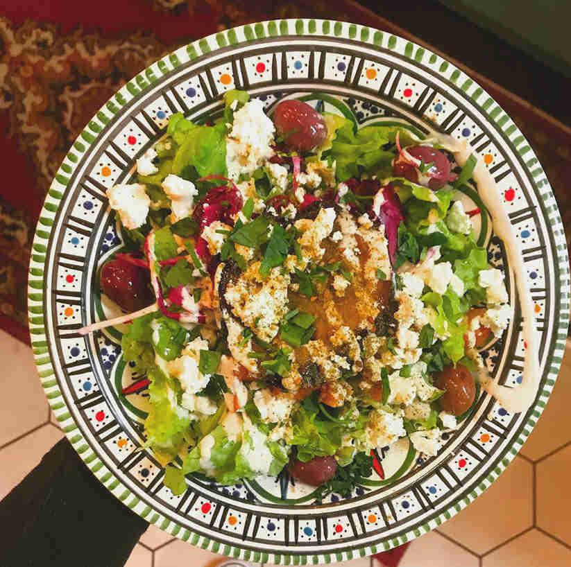 végétarien à Montpellier