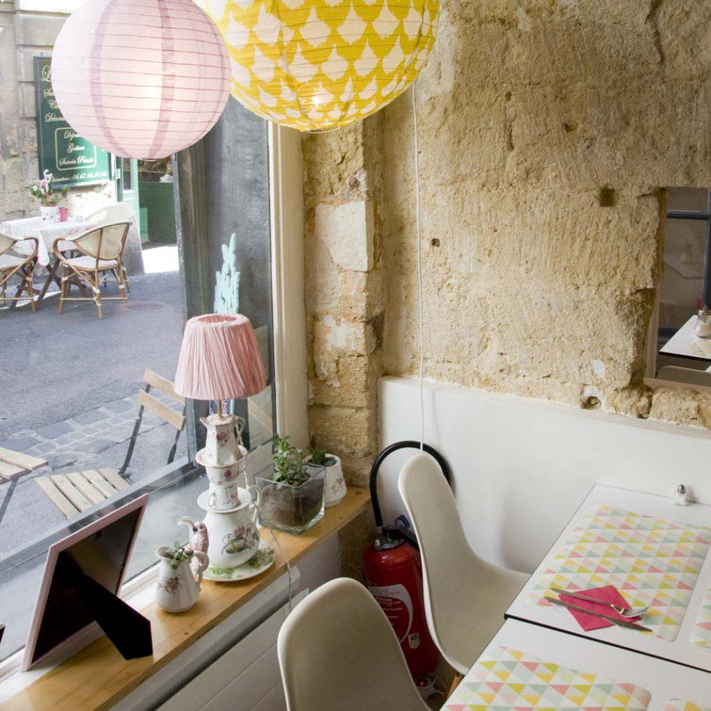 restaurant healthy à Montpellier