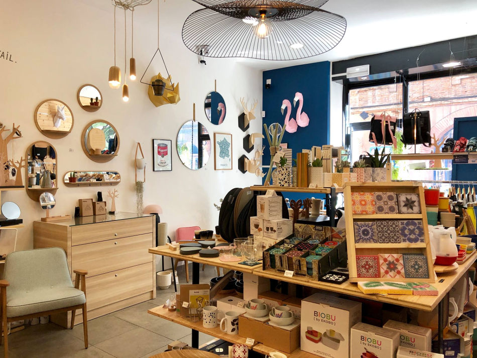 concept store à Toulouse