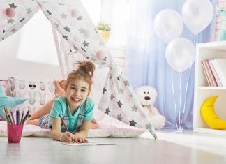 concept stores enfants