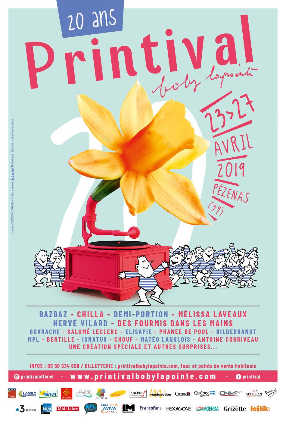 Printival 2019
