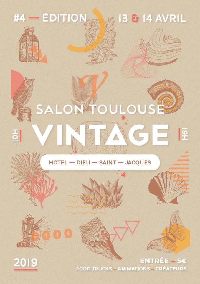 Toulouse Vintage 2019