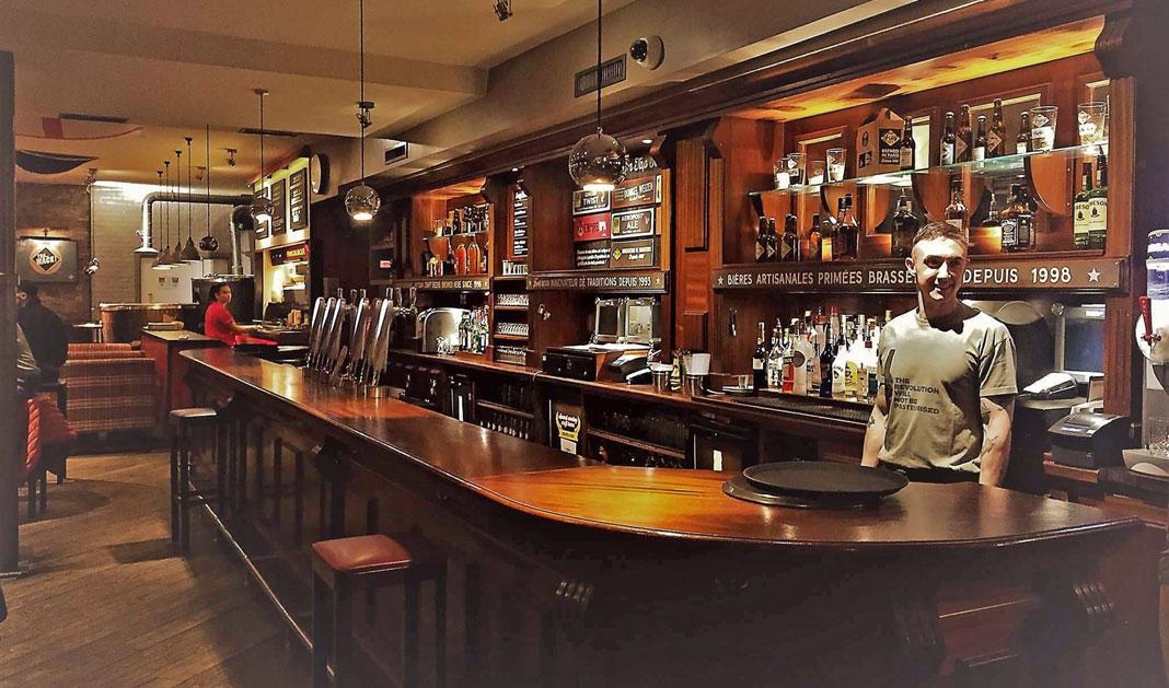 bars pub nos adresses branch es toulouse grizette. Black Bedroom Furniture Sets. Home Design Ideas