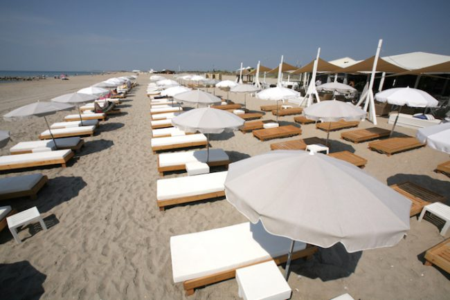 La Ola plage privée à Sète