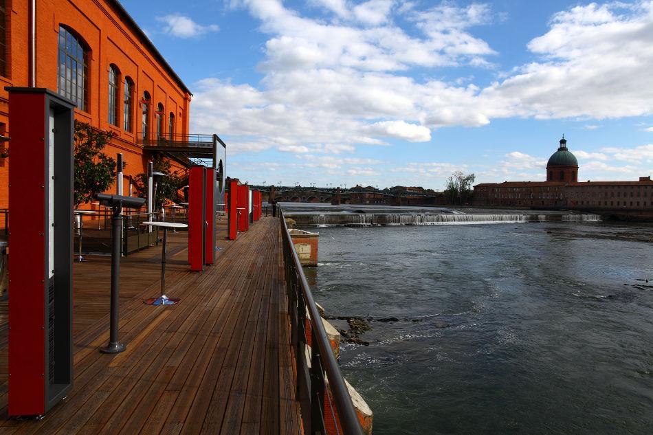 terrasse à Toulouse
