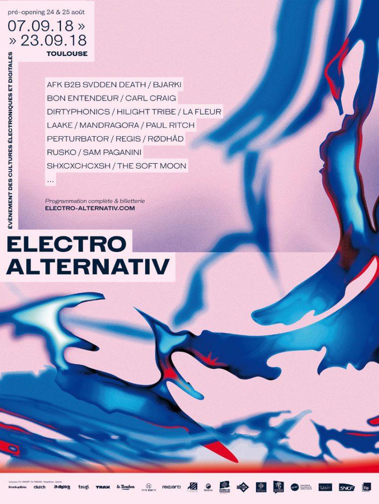 Electro Alternativ 2018