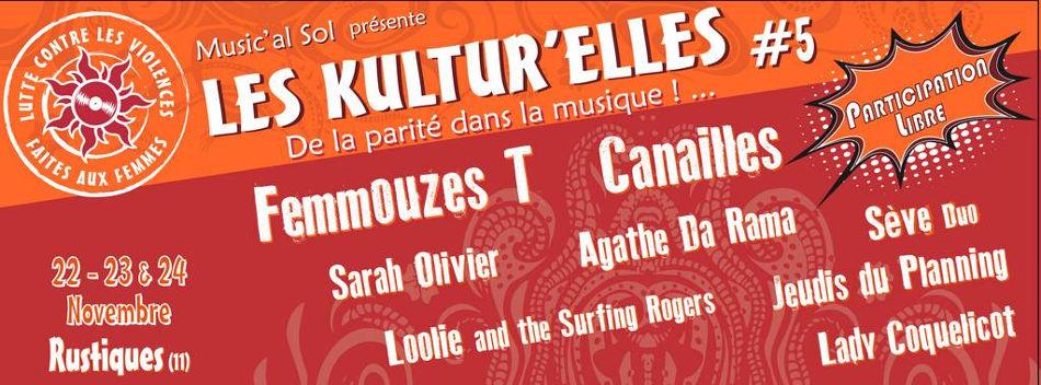 Kultur'Elles 2018
