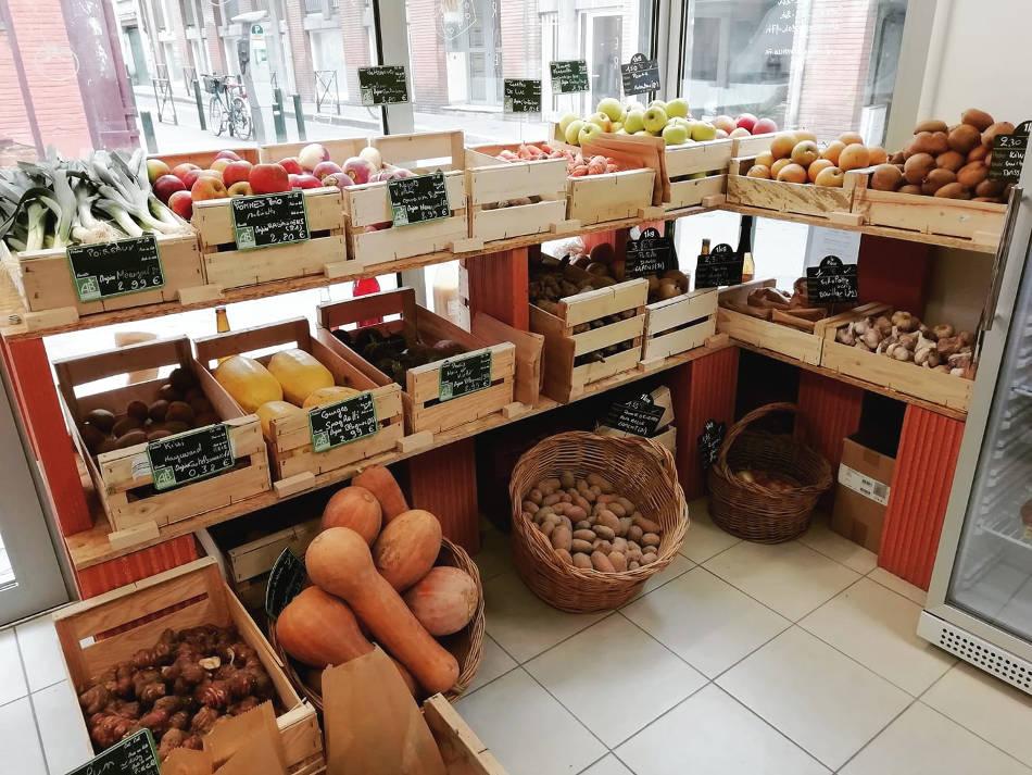 magasin vrac à Toulouse