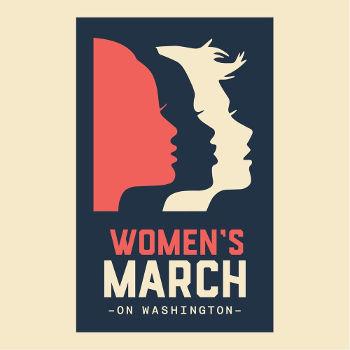 droits des femmes Women's March