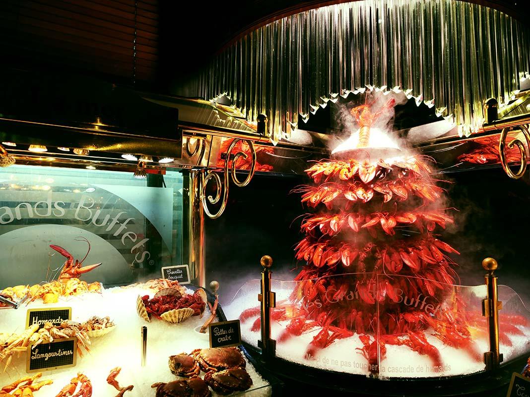 Les grands buffets la gastronomie fran aise volont - A la table du marche narbonne ...