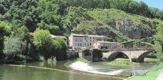 se baigner à Toulouse