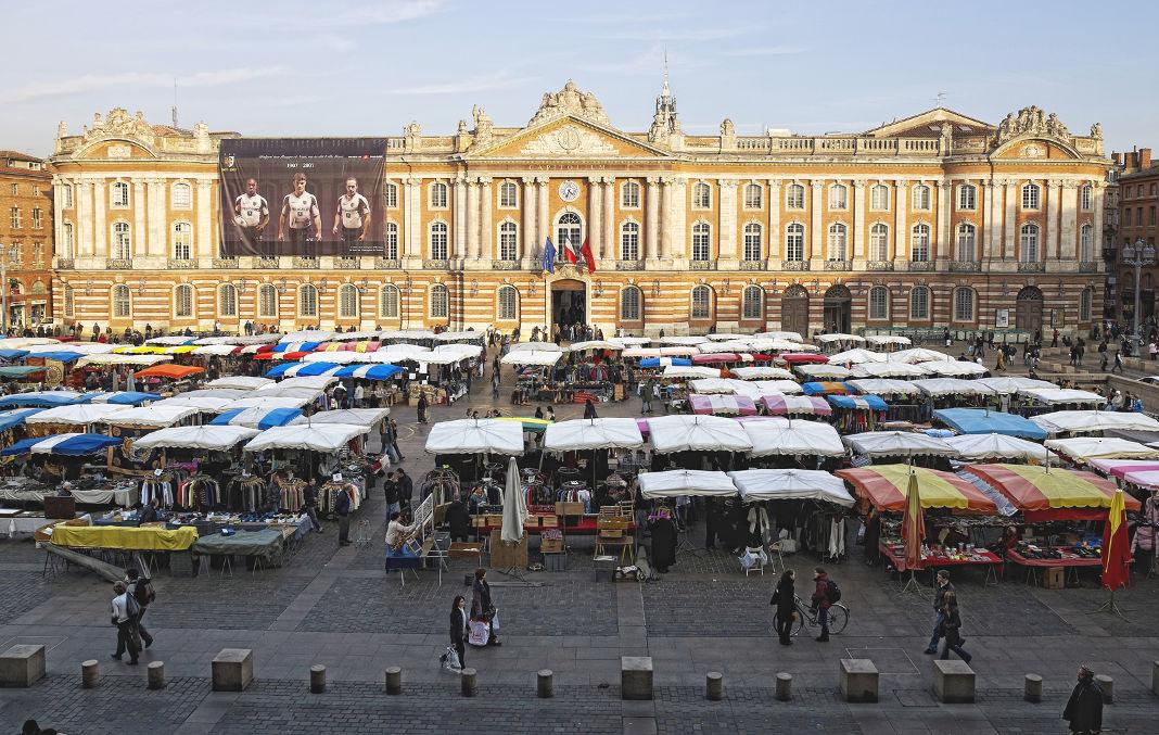 Marchés à Toulouse