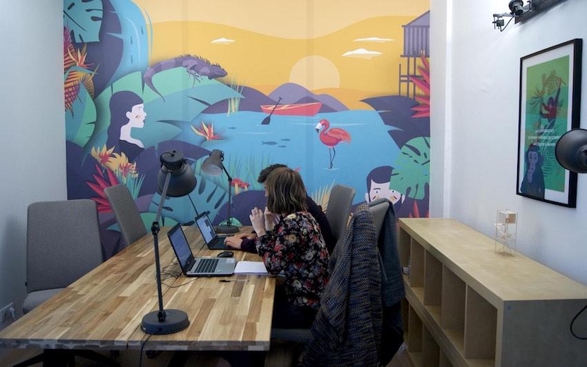 coworking à Montpellier