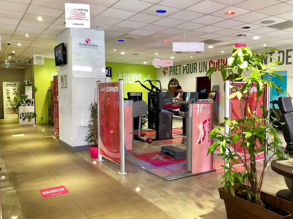 salle de sport à Montpellier