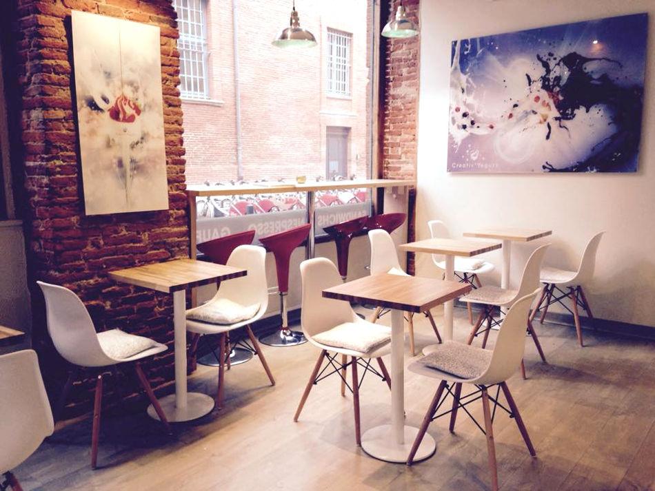 bar pour travailler à Toulouse